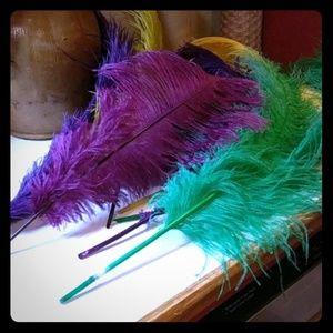 Bundle of 8 Feathers